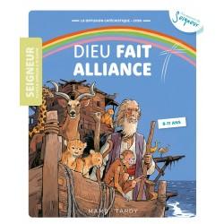 Seigneur tu nous appelles à te suivre 8-11 ans - Module 5 : Dieu fait alliance (10 ex.)