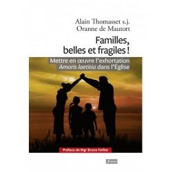 Familles, belles et fragiles ! Mettre en oeuvre l'exhortation Amoris laetitia dans l'Eglise