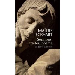 Sermons, traités, poème - Les écrits allemands