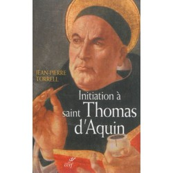 Initiation à saint Thomas d'Aquin
