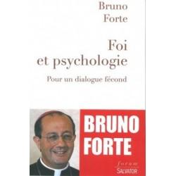 Foi et psychologie, pour un dialogue fécond
