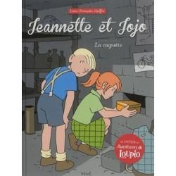 Jeannette et Jojo 3 - La cagnotte