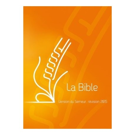 La Bible du Semeur 2015
