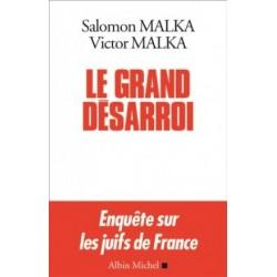 Le grand désarroi, enquête sur les Juifs de France
