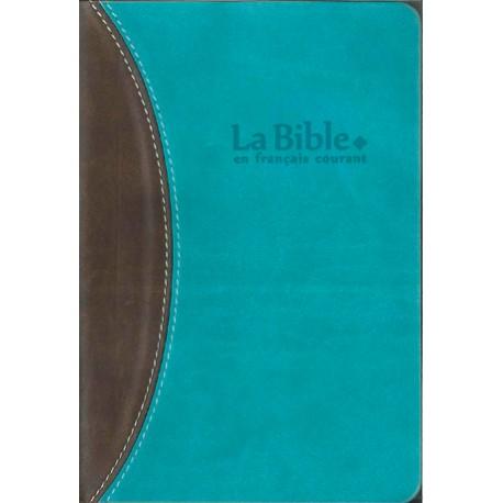 La Bible en français courant - Format compact - Sans les livres deutérocanoniques