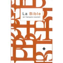 La Bible en français courant - Format standard avec notes - Avec les livres deutérocanoniques