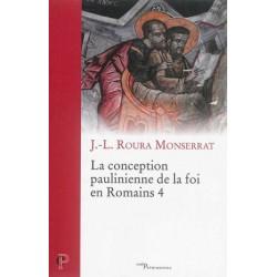 La conception paulinienne de la foi en Romains 4
