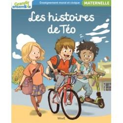 Les histoires de Théo - Maternelle